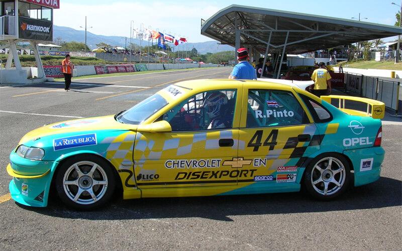Verkauf OPEL Vectra FIA Class 2 3