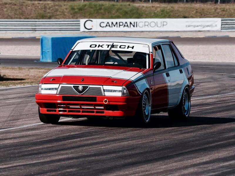 IRMLER Racing star 16 inch magnesium Alfa Ok Tech