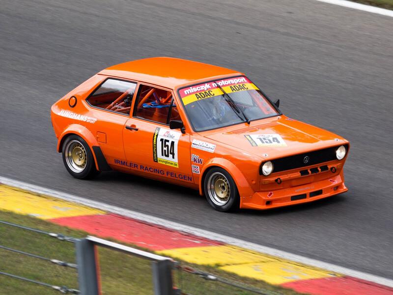 IRMLER Racing rims 13 inch VW Polo