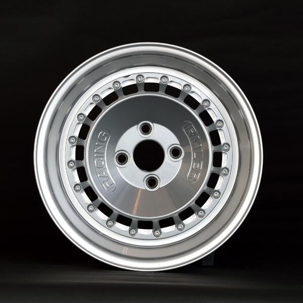 IRMLER Racing rims 9 x 15 inch Opel Kadett C 4 x 100