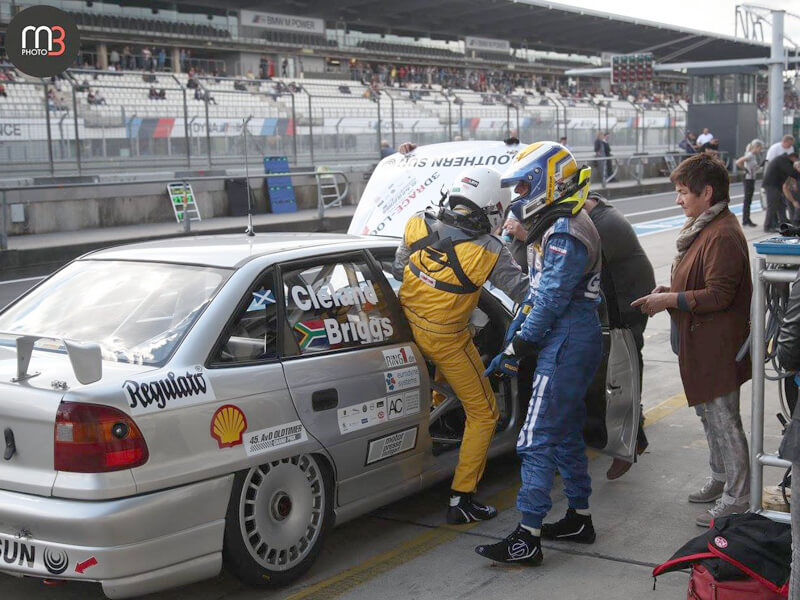 Use and maintenance of classic touring cars