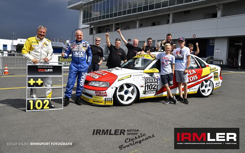 Team Irmler Racing 48th AVD Oldtimer Grand Prix 2020 Nürburgring