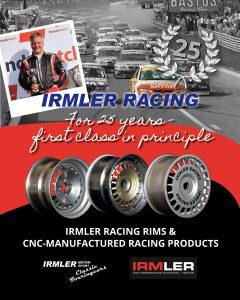 25 years Irmler Racing Irmler GmbH