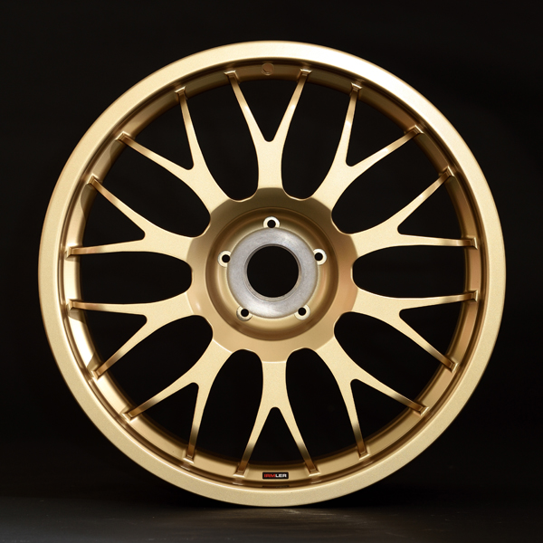 Forged magnesium-wheels 18 inch