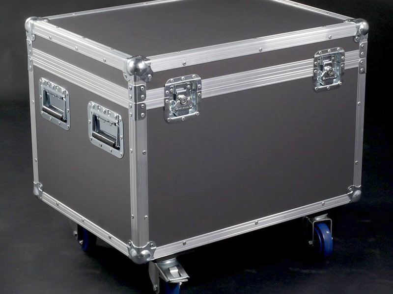Flightcase for transport