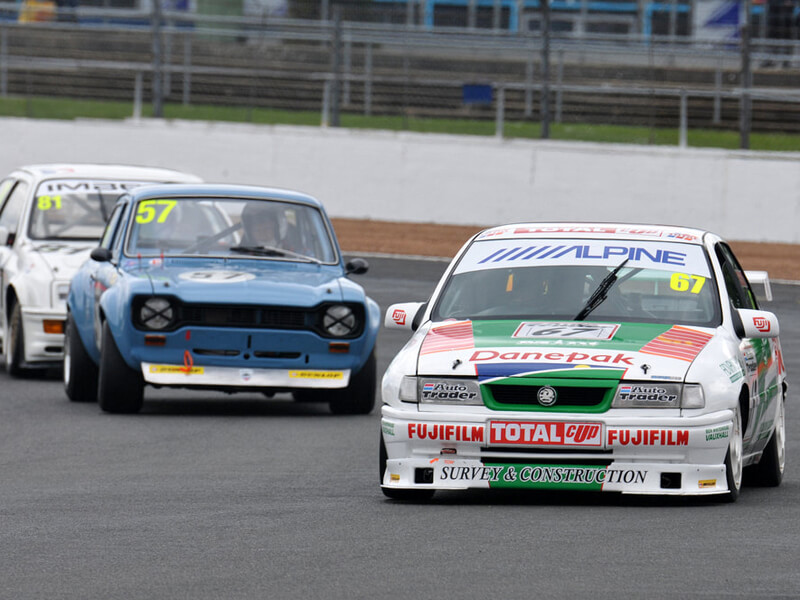 Dunlop Saloon Car Cup 2019
