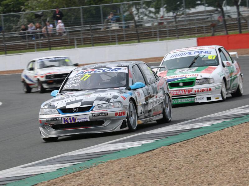 Steffan Irmler Dunlop Saloon Car Cup2019