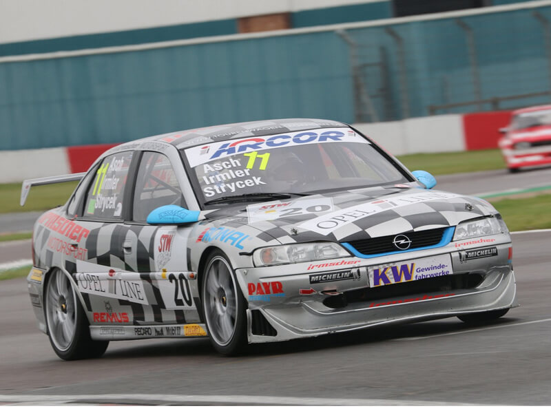 Dunlop Saloon Car Cup 2019 Preliminary Report Silverstone International Trophy