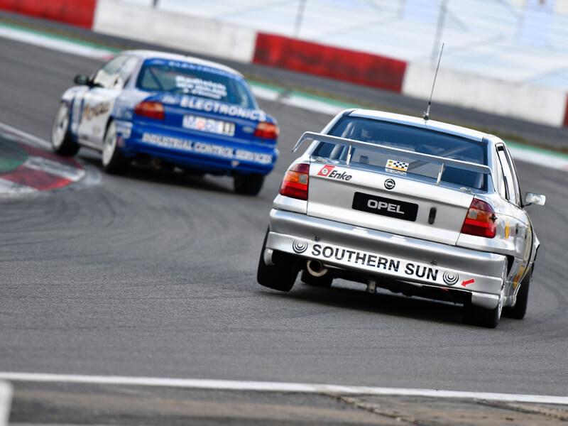 Irmscher Opel Vectra Steffan Irmler Dunlop Saloon Car Cup 2019