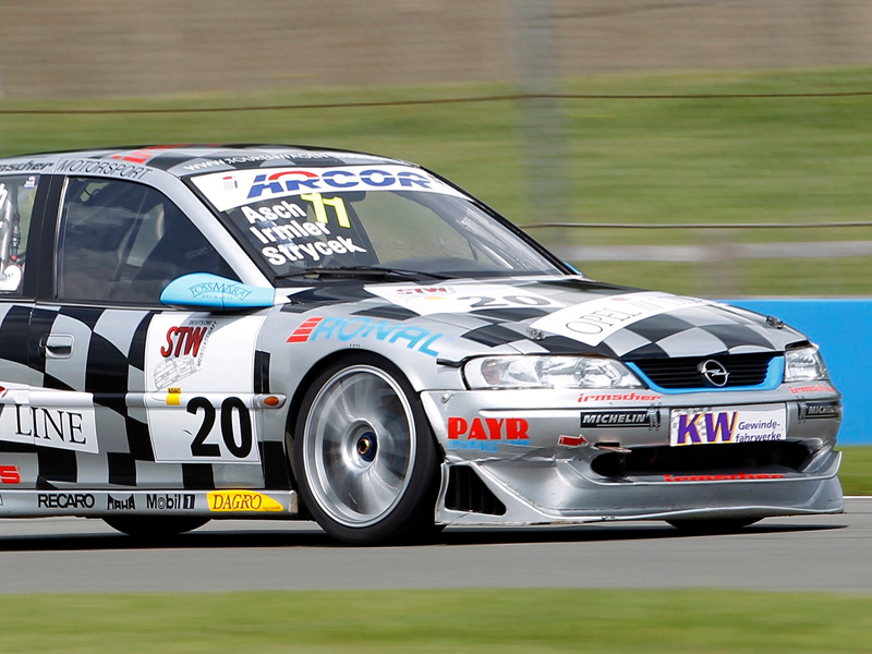 Sunlop Saloon Car Cup 2019 Donington Round 2