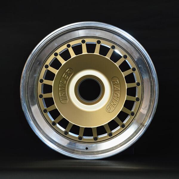 Magnesium Rad Dreiteilig 10 x 17 Zoll