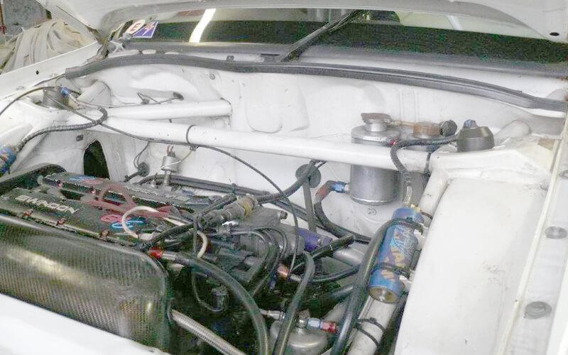 Restaurierung Vauxhall Cavalier no. 018 von John Cleland