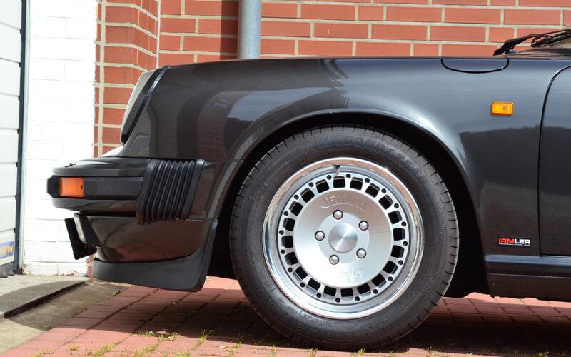 Porsche 911 Wheels Irmler Racing