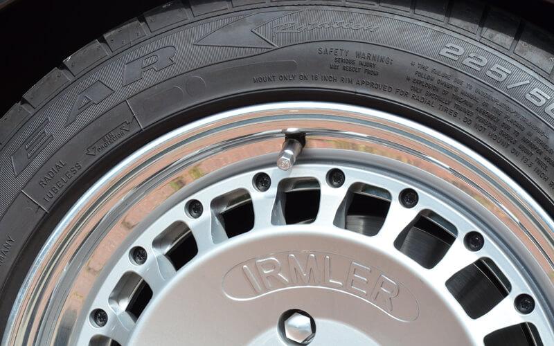 Porsche Wheels 16 Inch Irmler Racing