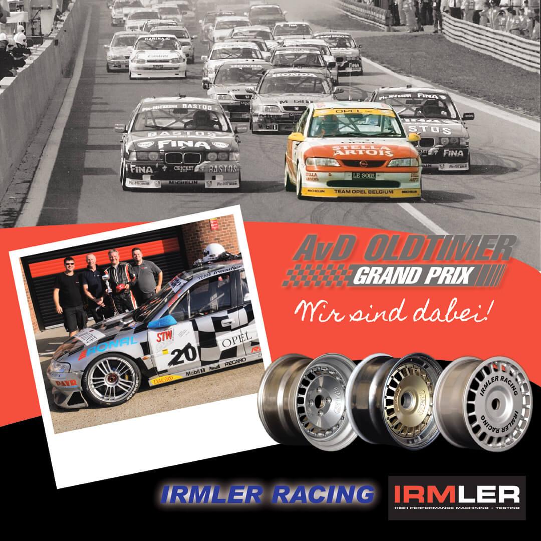 Irmler Racing beim 48. 48. AvD-Oldtimer-Grand-Prix
