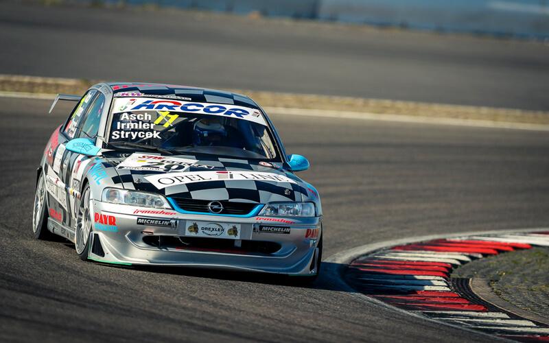 Racing Wheels von IRMLER RACING im Renneinsatz