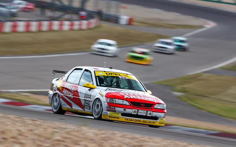 Renneinsatz 48. AVD Oldtimer Grand Prix 2020 Nürburgring