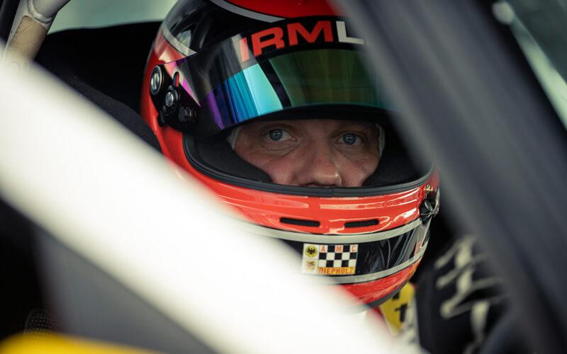 Steffan Irmler 48. AVD Oldtimer Grand Prix 2020 Nürburgring