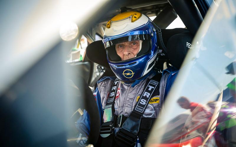Volker Strycek 48. AVD Oldtimer Grand Prix 2020 Nürburgring