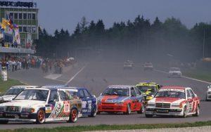 Opel Kadett GSi 16V DTM Gruppe A Heinz Friedrich Peil Brno 1988