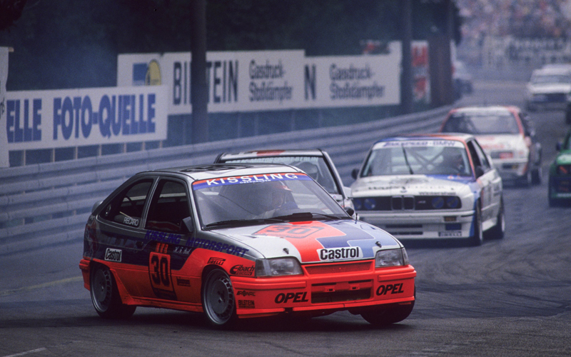 Opel Kadett GSi 16V DTM Gruppe A Heinz Friedrich Peil Norisring 1988