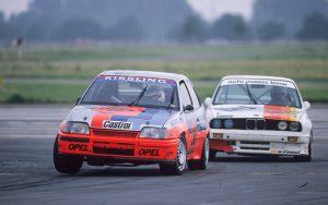 Opel Kadett GSi 16V DTM Gruppe A Heinz Friedrich Peil Wunstorf 1988