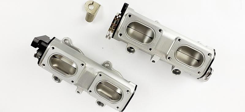 Walzenschieber System Swindon für Opel-C20XE-Zylinderköpfe