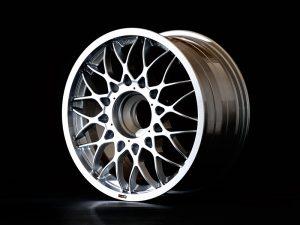 Leichtmetall-Schmiederad von IRMLER Racing