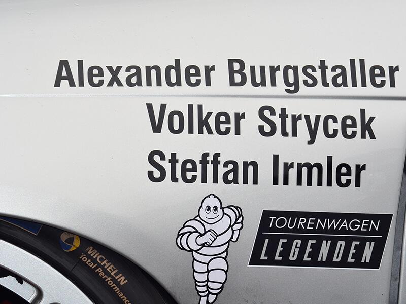 """Probe- und Einstellfahrten der Rennsport-Serie """"Tourenwagen Legenden"""" / Testung """"Setting One"""" ATP Papenburg"""
