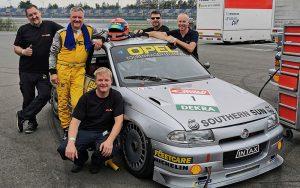 Teamfoto Lausitzring