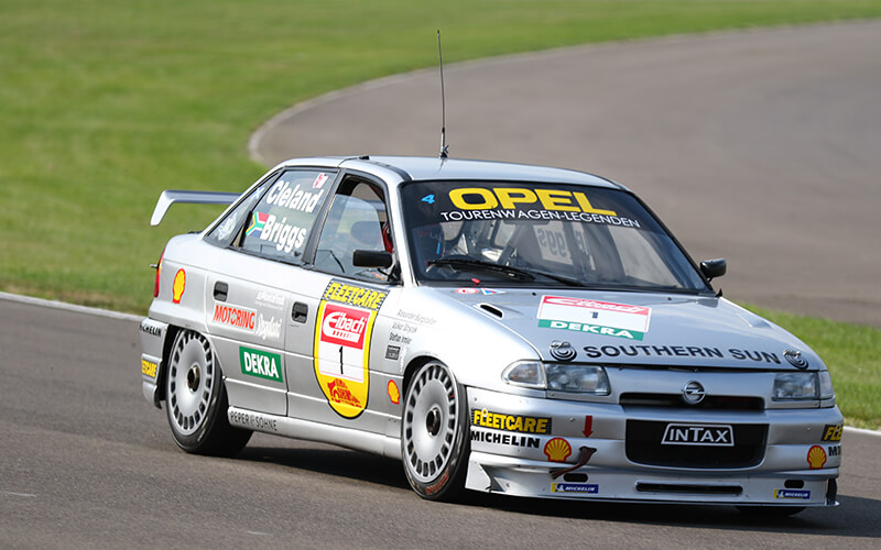 Steffan Irmler / Irmler Racing / Lausitzring