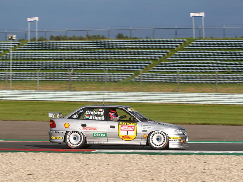 Vorbericht DTM Classic, Norisring