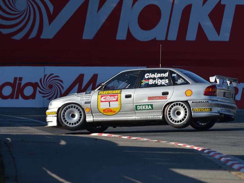 Ronny Melkus: Dutzenteichkehre am Norisring, DTM Classic 2021
