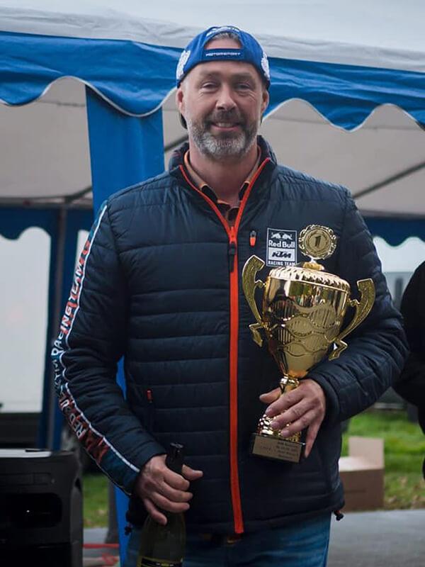 Ronny Melkus: Sieger Race 2